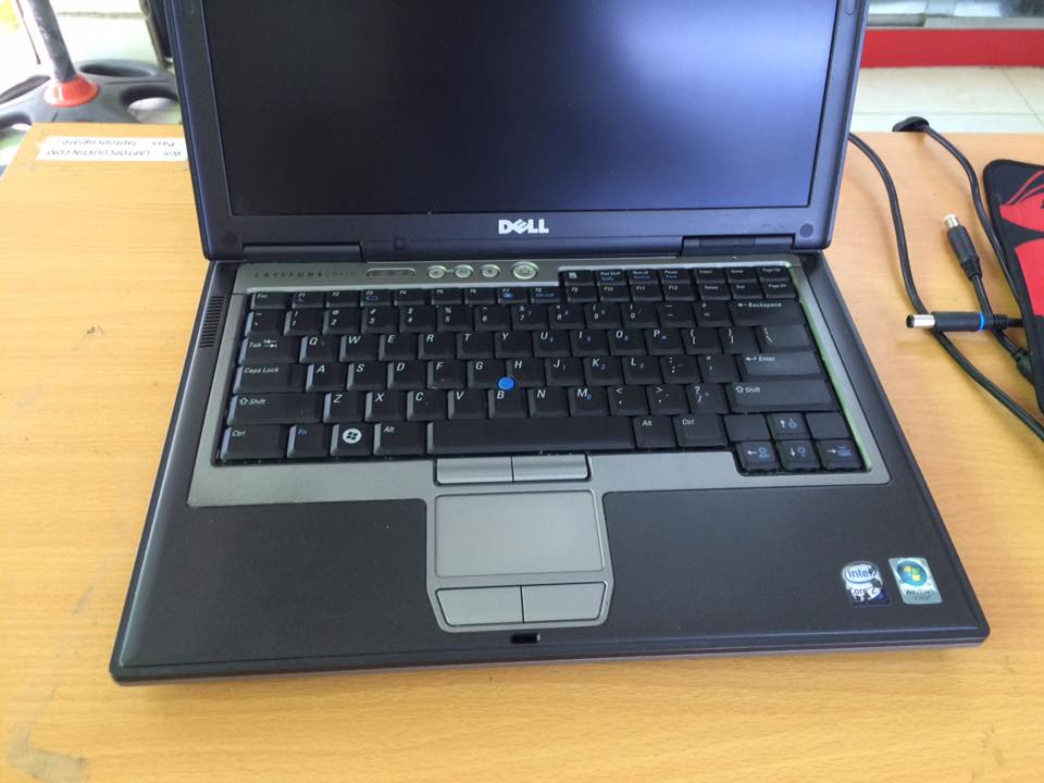 Dell Latitude D630 (Core 2 Duo T7500, RAM 2GB, HDD 160GB, Màn hình 14 inch)