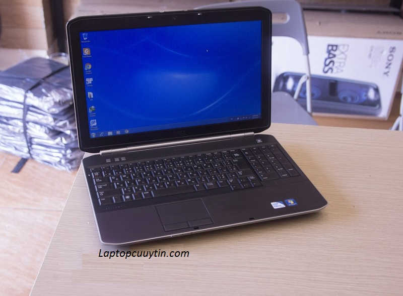 Laptop cũ Dell E5520 Core i5, Ram 4G, Ổ 250GB, 15.6 inch HD LED