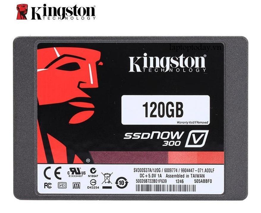 Ổ cứng SSD 120GB Kingston V300