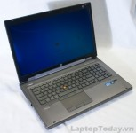 Laptop cũ HP Elitebook 8760W (Core i7-2820QM, 8GB RAM, 320GB HDD, NVIDIA Quadro 2000M, 17.3 inch FHD)