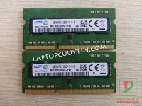 Ram laptop cũ 4GB PC3L bus 1600